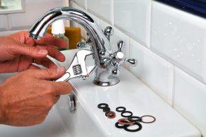réparer fuite d'eau lavabo