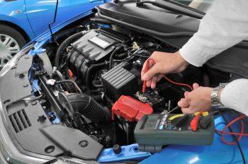 pannes et réparations électriques des voitures