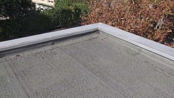 fuite sur un toit terrasse